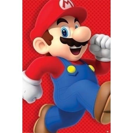 Poster Super Mario (Run)