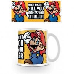 Taza Super Mario Makes You Smaller
