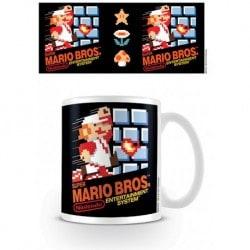 Taza Super Mario Bros. Nes Cover