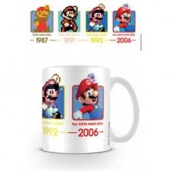 Taza Super Mario Dates