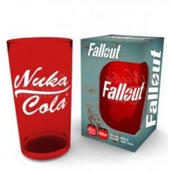 Vaso Cristal Pinta Fallout Nuka Cola