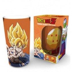 Vaso Cristal Pinta Dragon Ball Z Wrap