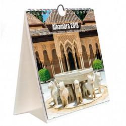 Calendario Turistico Combi 2018 Alhambra
