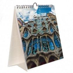 Calendario Turistico Combi 2018 Barcelona