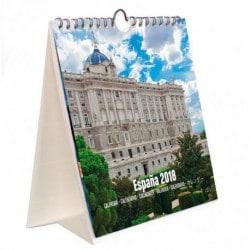 Calendario Turistico Combi 2018 España