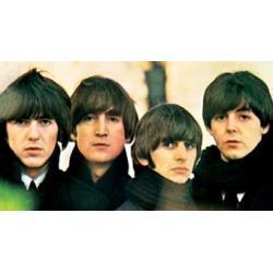 Pegatina Vinilo Beatles For Sale
