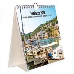 Calendario Turistico Combi 2018 Mallorca