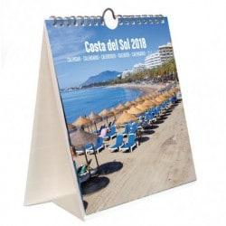 Calendario Turistico Combi 2018 Costa Del Sol