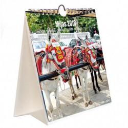 Calendario Turistico Combi 2018 Mijas