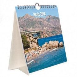 Calendario Turistico Combi 2018 Nerja