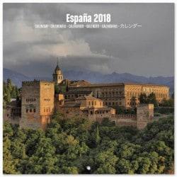 Calendario 2018 30X30 España