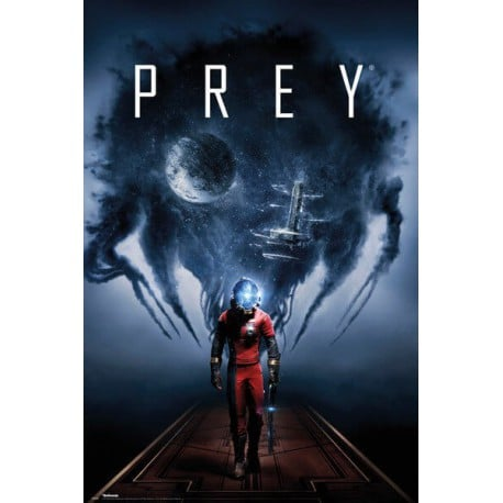 Poster Prey Key Art