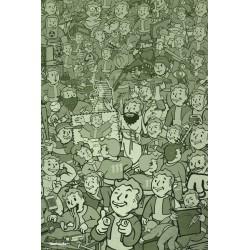 Poster Fallout Recopilación