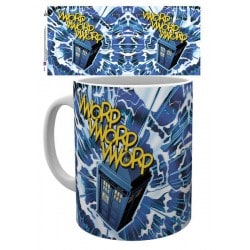 Taza Doctor Who Vworp