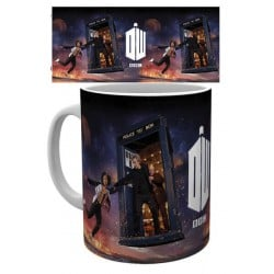 Taza Doctor Who Temporada 10