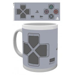 Taza Playstation Mando