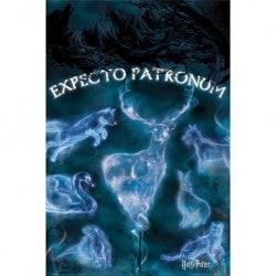 Poster Harry Potter (Patronus)