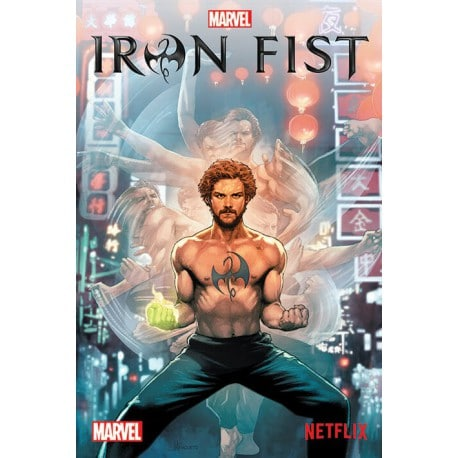 Poster Marvel Iron Fist