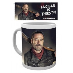 Taza The Walking Dead Negan Sediento