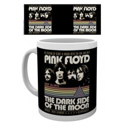 Taza Pink Floyd Oct 1973