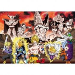 Poster Dragon Ball Z Grupo