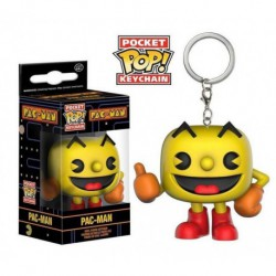 Llavero Pop Pac-Man