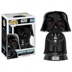 Figura Pop Star Wars Darth Vader - 9 cm