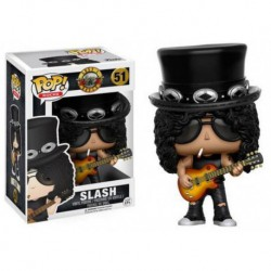 Figura Pop Guns N Roses Slash - 9 cm