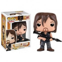 Figura Pop Walking Dead Daryl Dixon - 9 cm