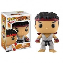 Figura Pop Street Fighter Ryu - 9 cm