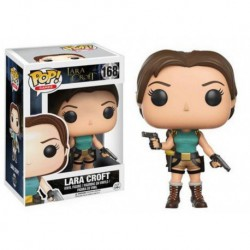 Figura Pop Tomb Raider Lara Croft - 9 cm
