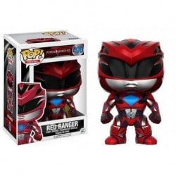 Figura Pop Power Ranger Red Ranger - 9 cm