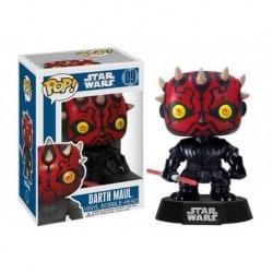 Figura Pop Star Wars Darth Maul - 9 cm