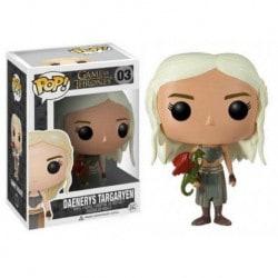 Figura Pop Juego de Tronos Daenerys - 9 cm