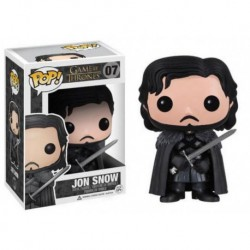Figura Pop Juego de Tronos Jon Snow - 9 cm