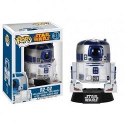 Figura Pop Star Wars R2-D2 - 9 cm