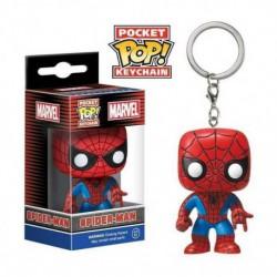 Llavero Pop Marvel Spider-Man