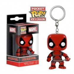 Llavero Pop Marvel Deadpool