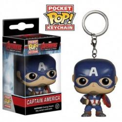 Llavero Pop Marvel Capitan America