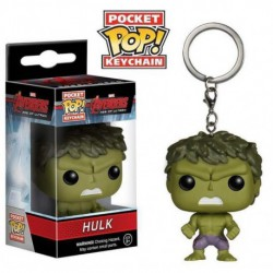 Llavero Pop Marvel Hulk