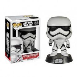 Figura Pop Star Wars VII Stormtrooper - 9 cm