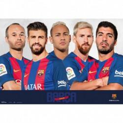 Vade Escolar Fc Barcelona 2016/2017 Grupo Jugadores
