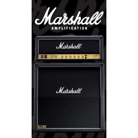 Pegatina Vinilo Marshall Stack