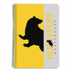 Cuaderno Tapa Dura A5 Harry Potter