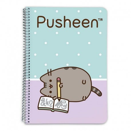 Cuaderno Tapa Dura A5 Pusheen The Cat