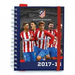 Agenda Escolar 2017/2018 Semana Vista Atletico De Madrid