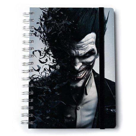 Cuaderno A5 Premium Dc Comics