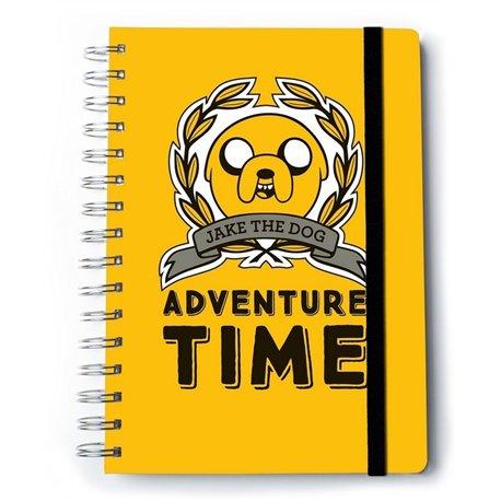 Cuaderno A5 Premium Hora De Aventuras