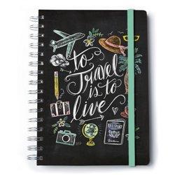 Cuaderno A5 Premium Lily & Val
