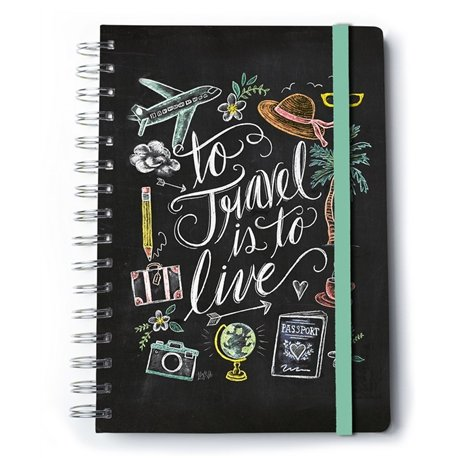 Cuaderno A5 Premium Lily & Val
